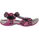 CMP Campagnolo Hamal Sandals Children pink/black